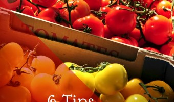 6 Tips For The Farmers Market