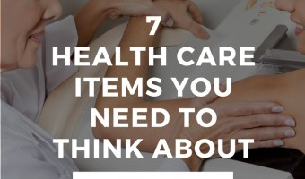 7 Preventative Care Items You Need to Think About