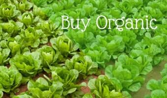 9 Vegetables You Shouldn't Buy Organic