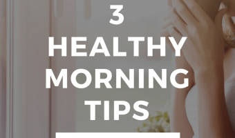 Start the Day Off Right: Healthy Morning Ideas