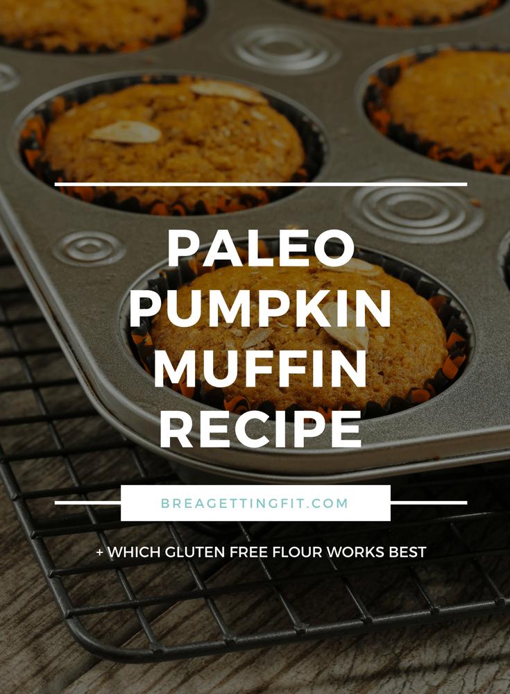 Paleo Pumpkin Muffin Recipe
