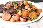 Savory Pot Roast Recipe