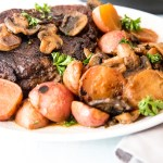 Savory Pot Roast Recipe