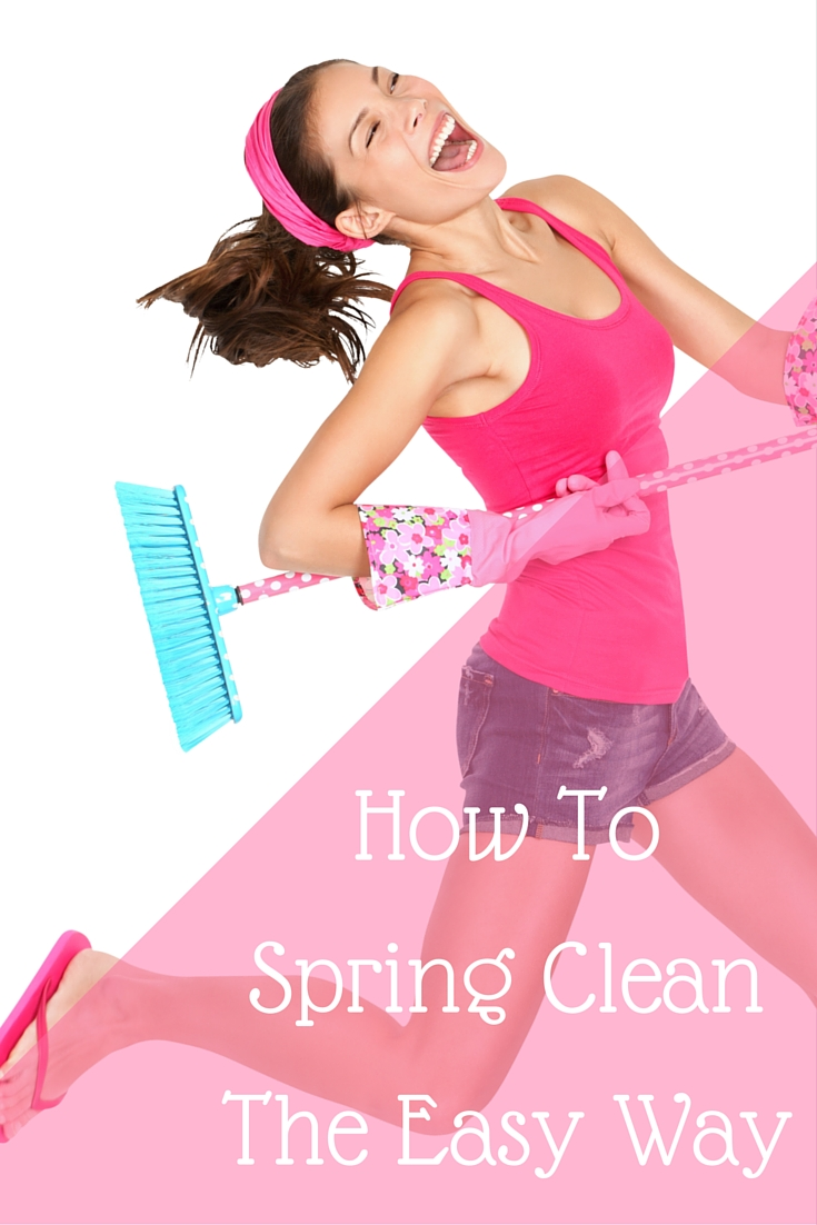 A Spring Cleaning Checklist Just For You!