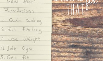 Your New Year's Resolution Won't Work (& How You Can Change That)