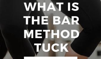 The Bar Method Tuck Changed My Body