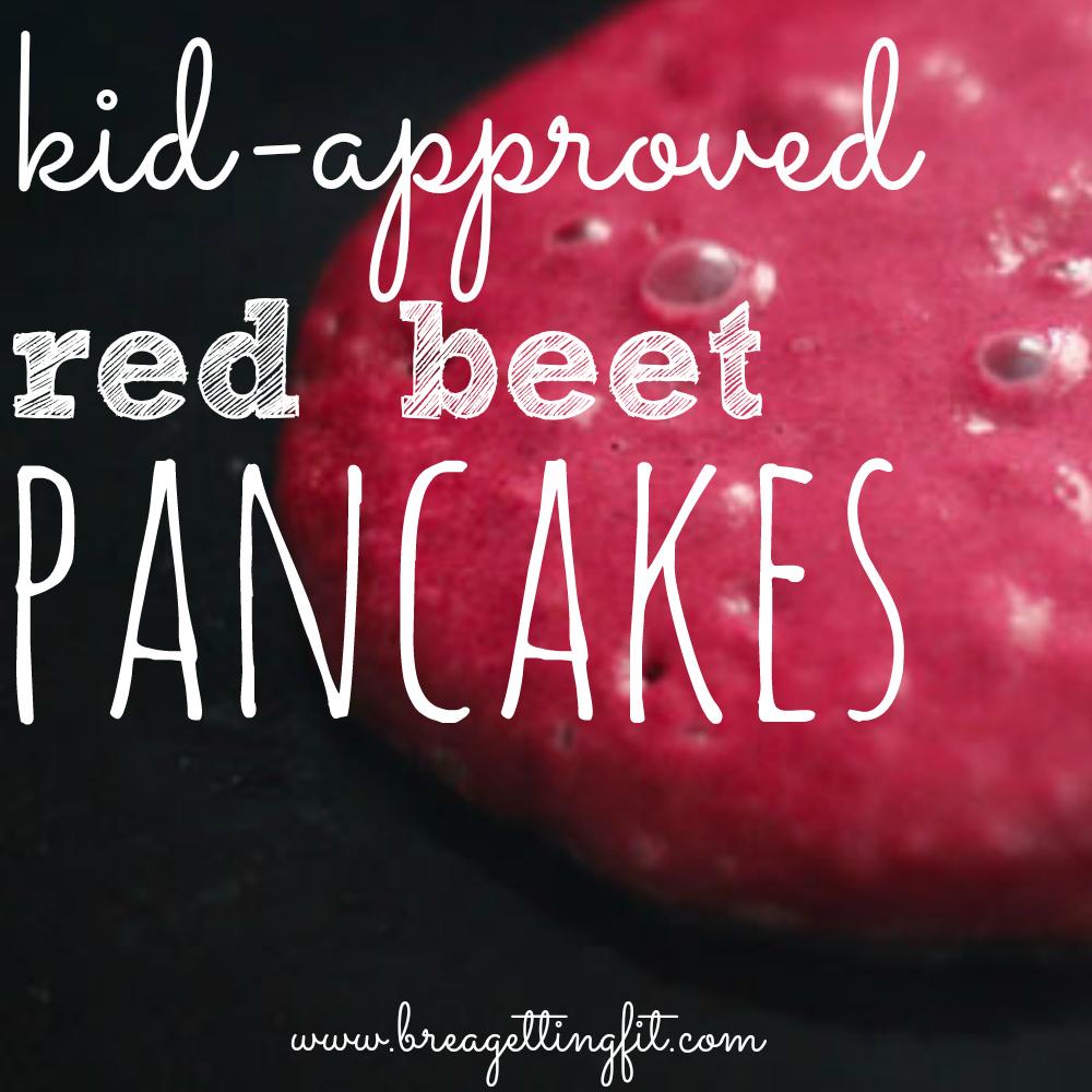 beet pancake recipe