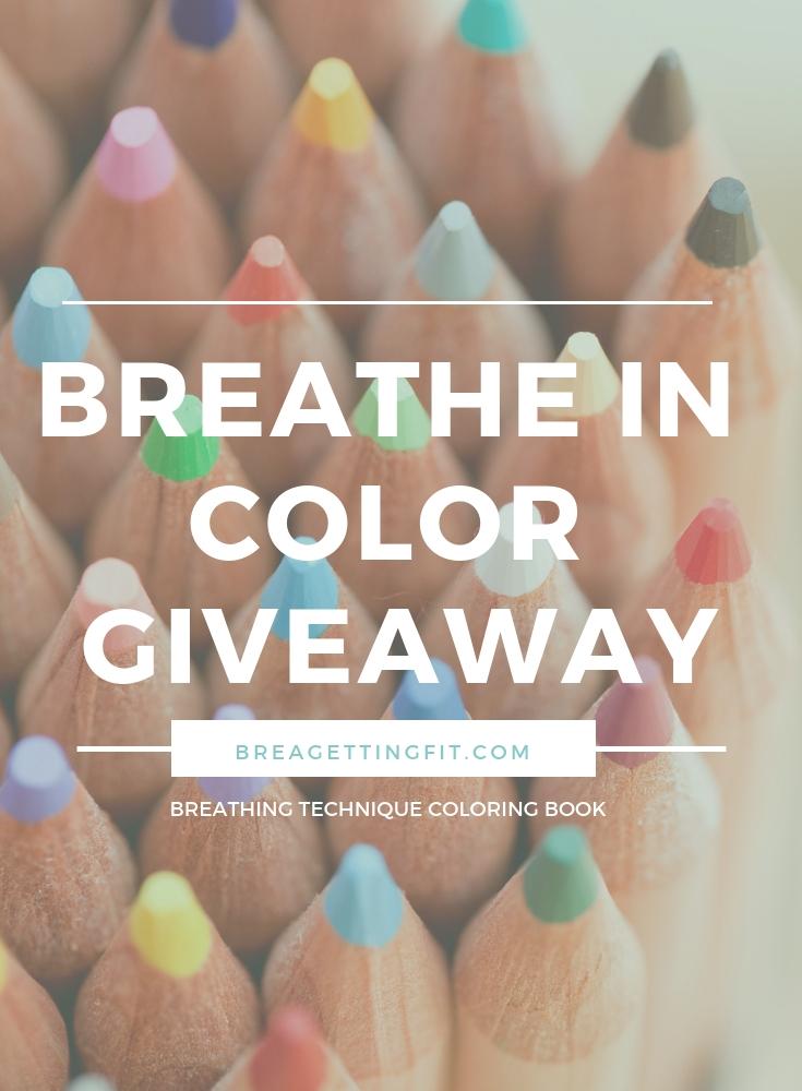 breathe in color