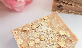 Cinnamon Oatmeal Soap with Essential Oils