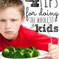 Are you thinking of doing the whole30 with kids? My must-have tips.