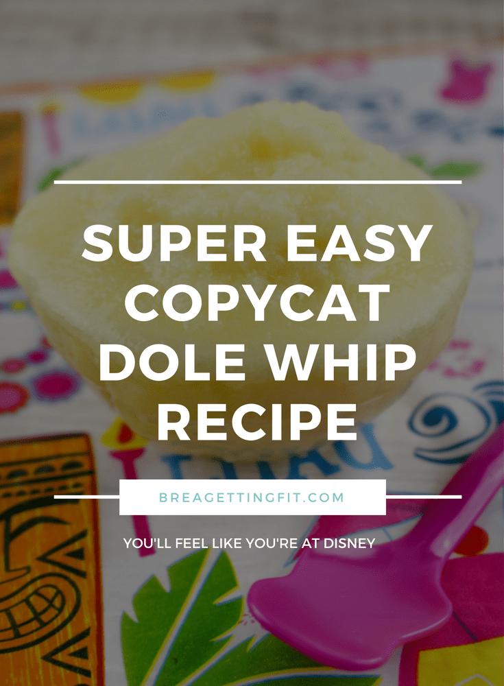 dole whip recipe