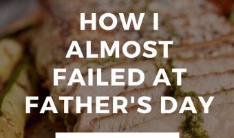My Father's Day Win | Restaurant Quality Meals at Home
