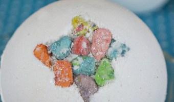 Marshmallow Bath Bombs
