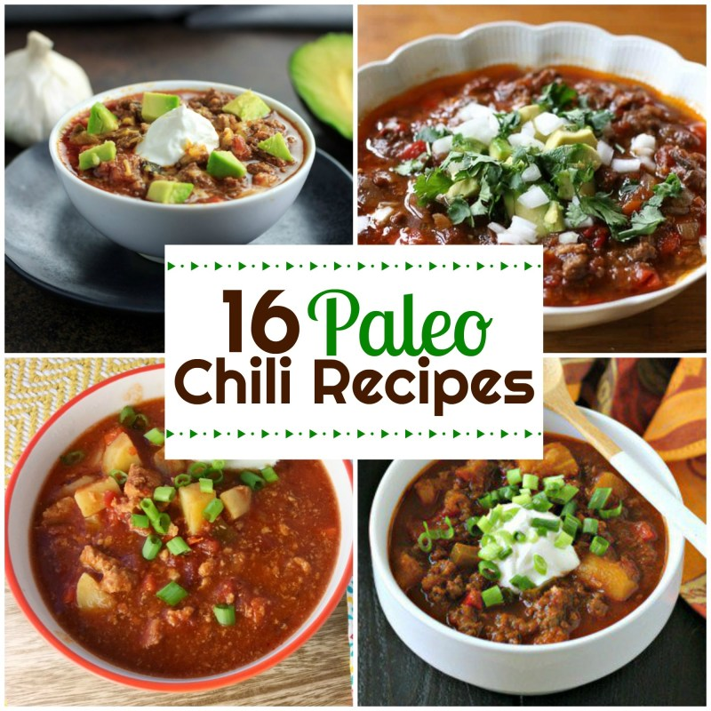 how to make Paleo Chili