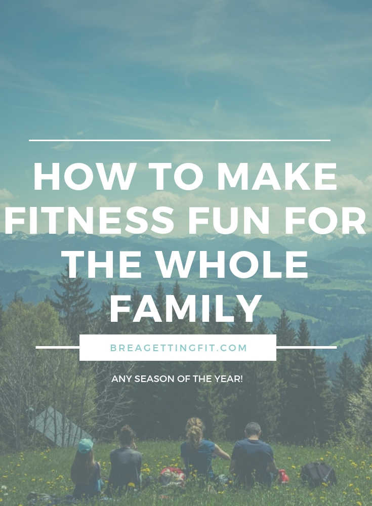 how to make fitness fun