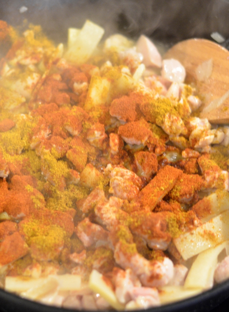 low carb curry recipe
