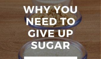 Sugar, It's Time to Break Up (+ Why YOU Need to Take A Sugar Break, Too)