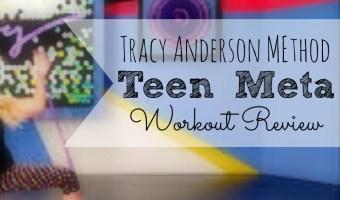 Teen Meta Workout Review Part 1