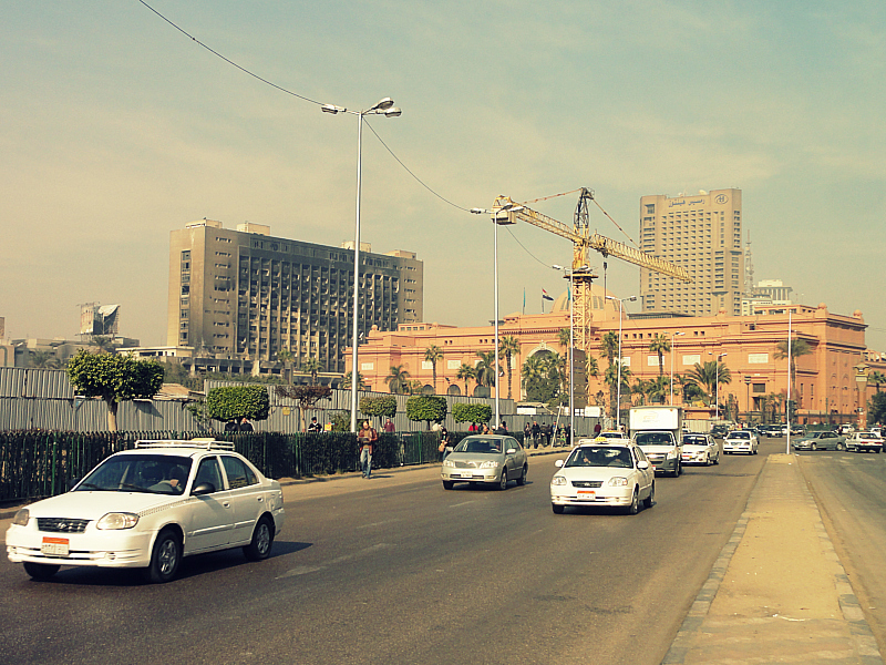 Streets of Cairo, Egypt!