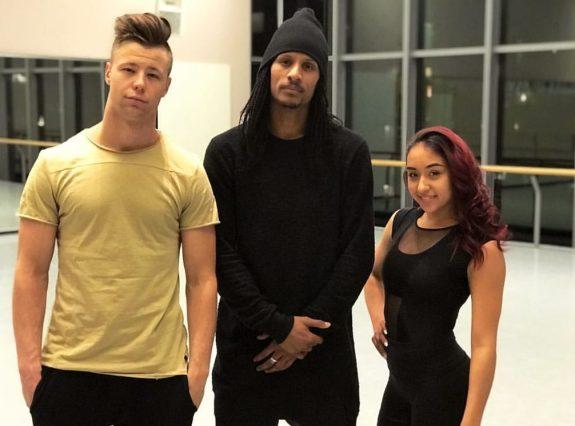 Luka, Laurent and Jenalyn