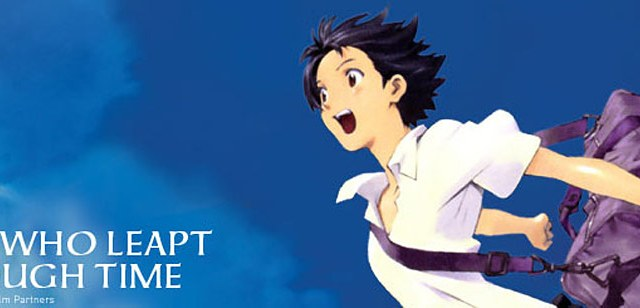 The Girl Who Leapt Through Time 1