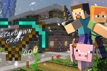 BreakdownCraft - Minecraft Multiplayer Network Server