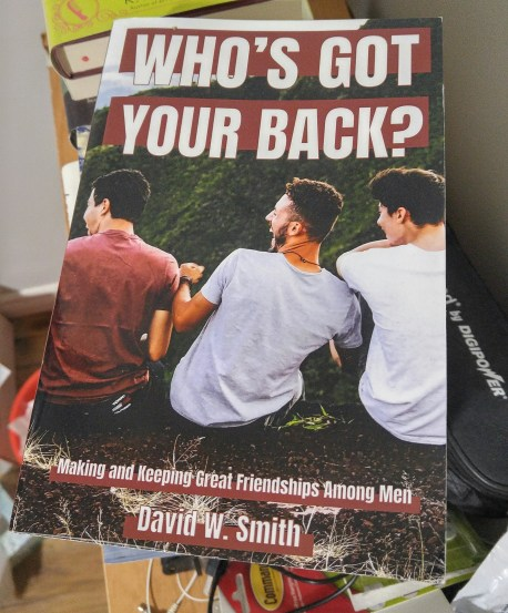 A book about men's relationships