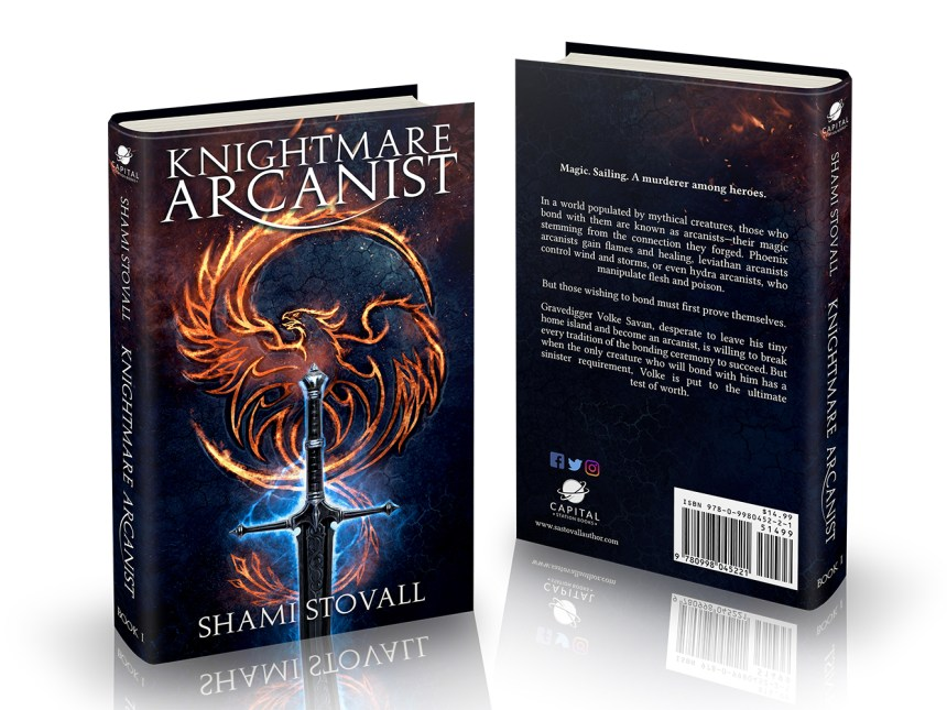 KNIGHTMARE ARCANIST -3D COVER - FINAL