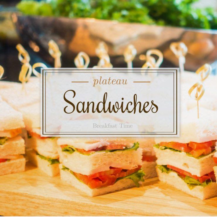 Livraison plateau déjeuner sandwich entreprise à Bordeaux et agglomération