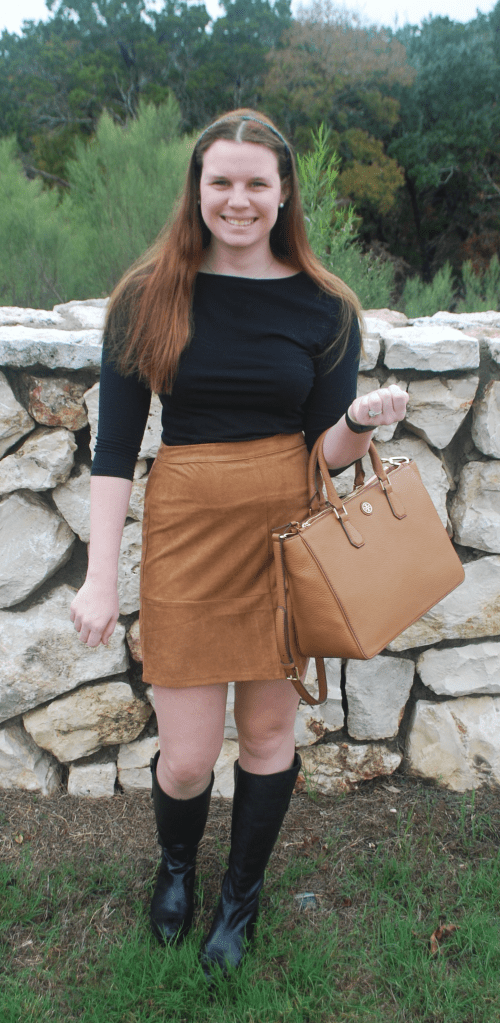 suede skirt 7