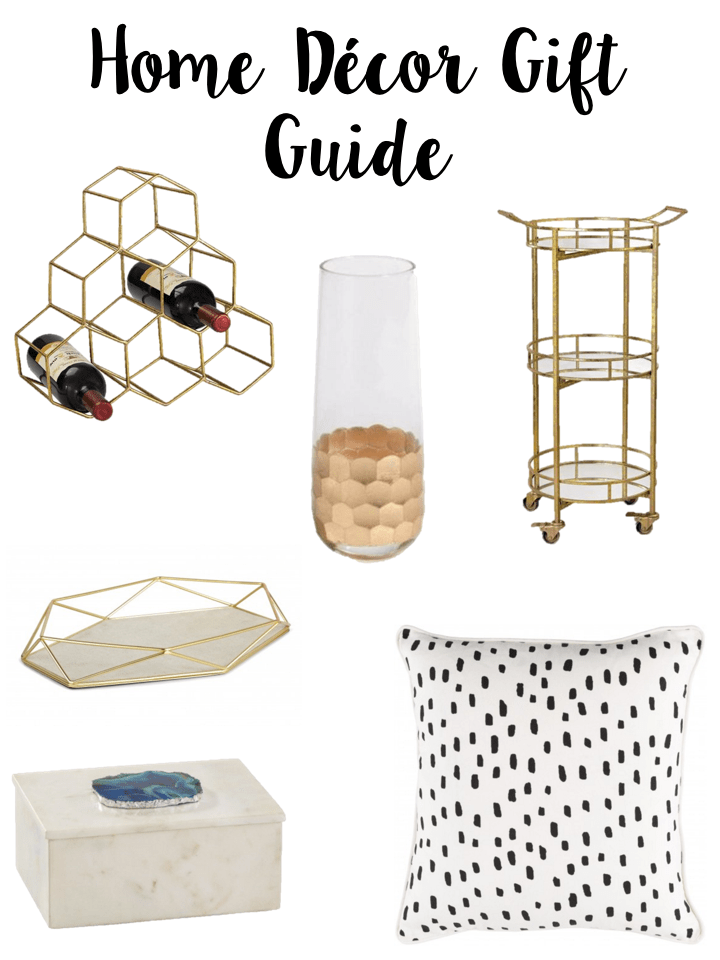 Cyber Monday Sales + Home Decor Gift Guide