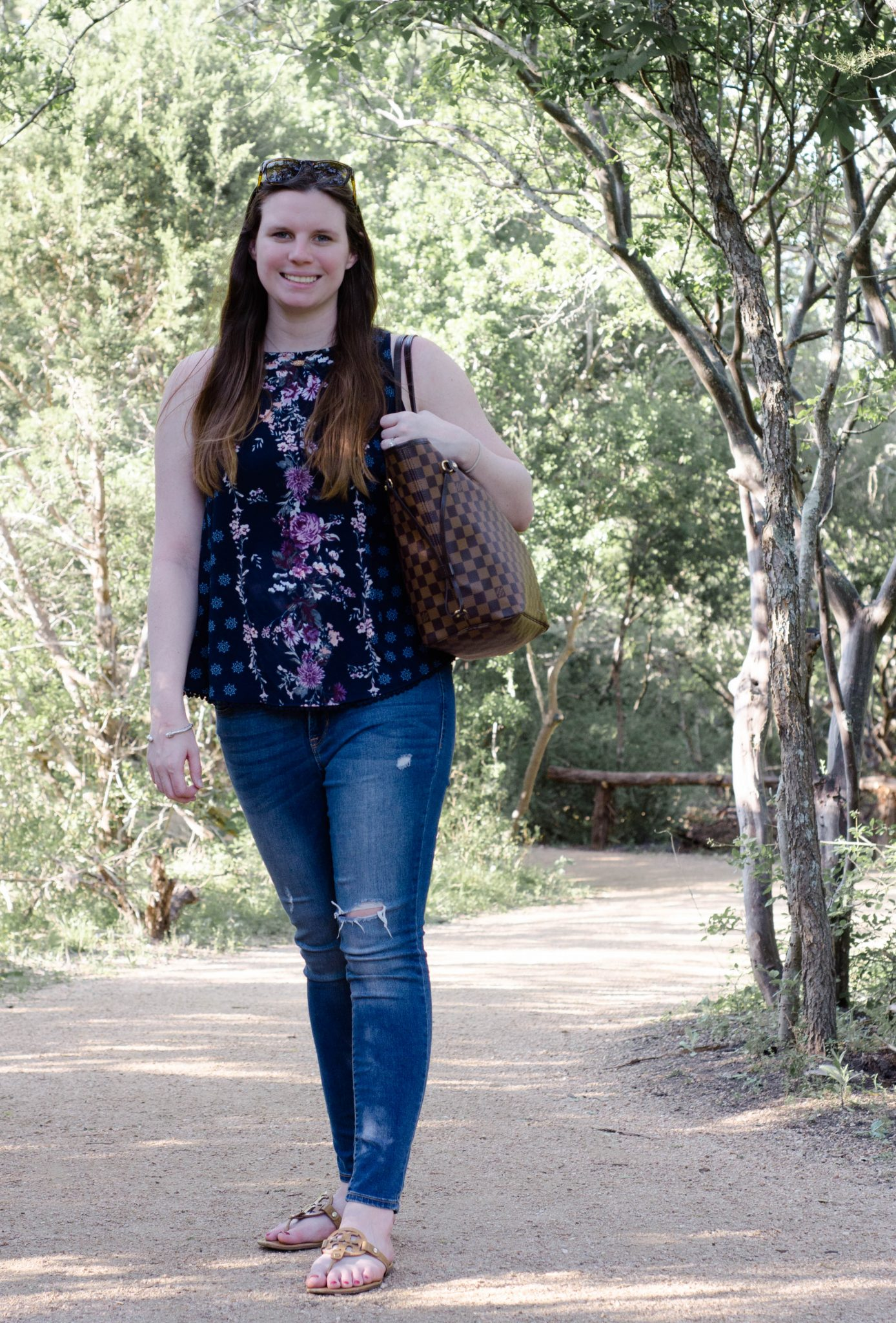 A Nature Outfit to Frolic Through the Forest + Coffee Chat