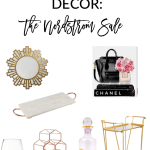 Today I'm dishing the best home decor of the Nordstrom sale. Check it out on Breakfast at Lilly's.
