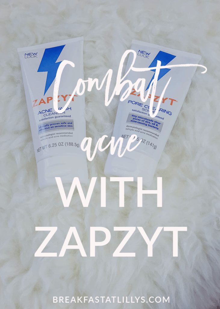 If you're struggling with acne, you're going to want to try ZAPZYT. Find out how to combat adult acne with ZAPZYT today on Breakfast at Lilly's.