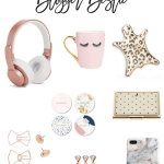 Check out this gift guide for your blogger bestie today on Breakfast at Lilly's.