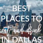 Top Restaurants in Dallas