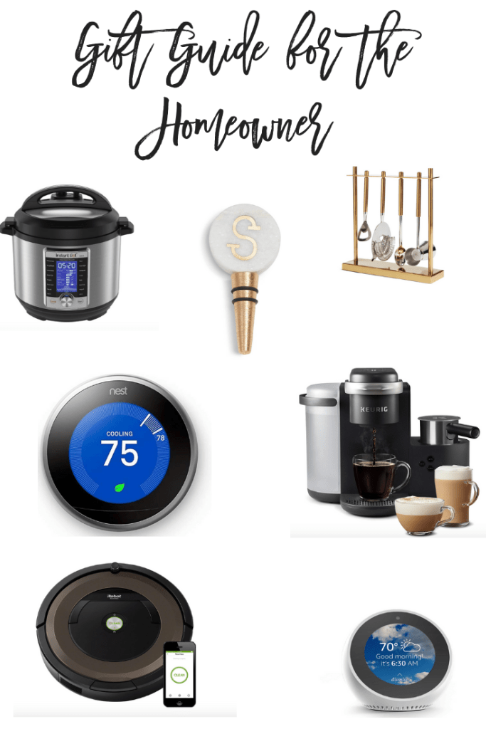 InstantPot | Wine Stopper | Nest | Echo Spot | Guide for New Homeowner Gifts 2018 featured by top Houston life and style blog Breakfast at Lilly's