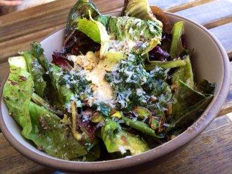 Outerlands - salad