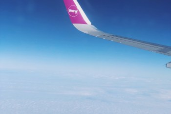 I Flew WOW Air And I Was Nervous