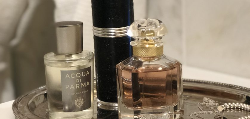 Top 5 Fragrances For Traveling