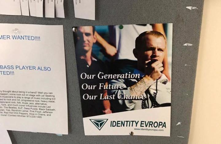 Stockton wants to know who posted bias fliers on campus