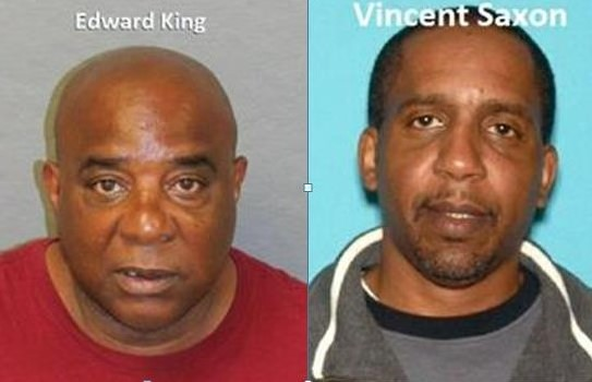 Two Atlantic County men charged with stealing wallet from shopper's purse