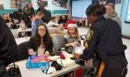 Atlantic City officers and their families give back to those less fortunate