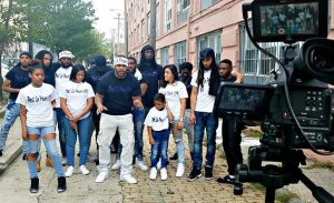 Sneakers help Atlantic City man mourn brother's unsolved killing