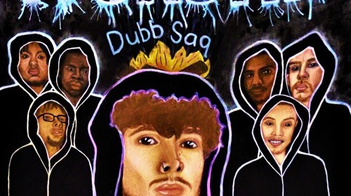 "Cover Artwork for Dubb Saq - ""Worship"""