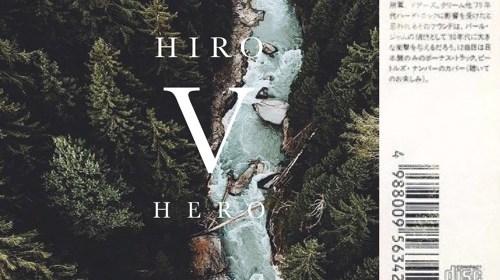 """Cover artwork for MOTIM Featuring Huey V - """"Hiro V Hero"""""""