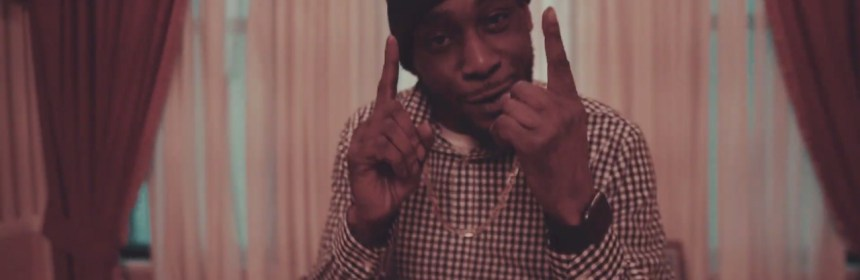 """Video still from Rich P. - """"100 Yards"""""""