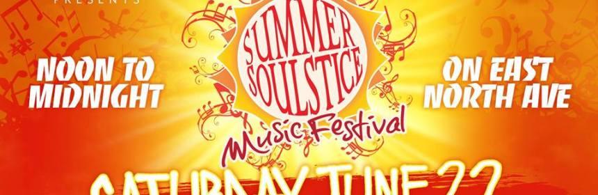 2019 Summer Soulstice Logo