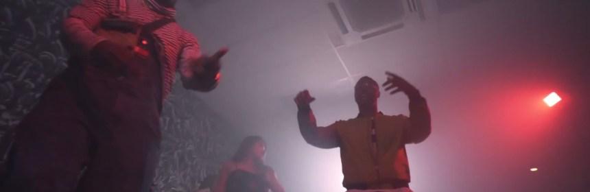 "Video still from Hakeem Paragon Featuring Xzavier P. - ""No Heaven"""