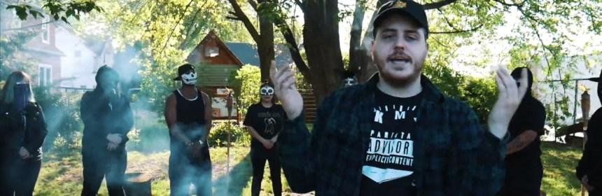 "Video still from King Myles - ""Numb"""